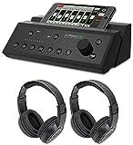 Mackie PRODX8 8-Channel Wireless Digital Mixer+(2) Headphones