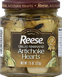 Reese Artichoke Hearts, Grilled Marinated