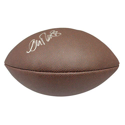 Andre Reed Autographed Signed NFL Supergrip Football - Sports Collectibles Authentic (Autographed Reed Andre Football)