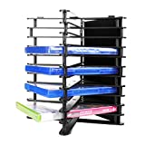 Feicuan Game CD DVD Disc Storage Rack Holder Stand Accessory Universal for PS4 Slim Pro Xboxone Slim Xbox360