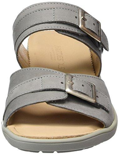 Hartjes Xs Dressy - Mules Mujer Gris - Grau (muschel 45)