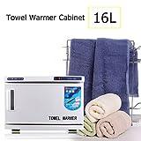 Belovedkai Combination 2 in 1 Hot Towel Warmer Cabinet and Sterilizer (16L)