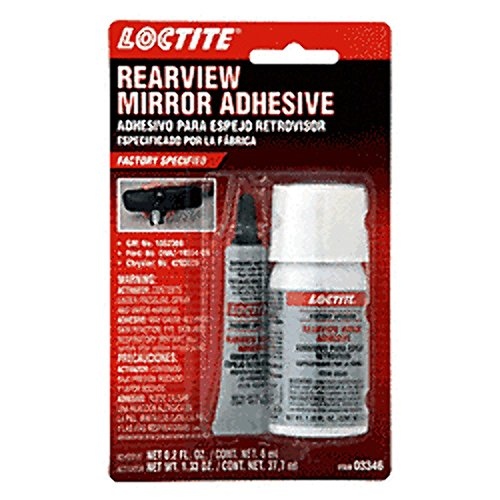 loctite 03346 rearview mirror adhesive kit 6 milliliter buy online in uae automotive. Black Bedroom Furniture Sets. Home Design Ideas