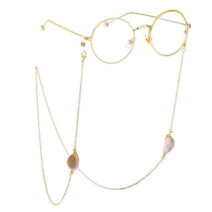 Lisansang Gafas de Sol polarizadas Cadena de Gafas Conchita ...