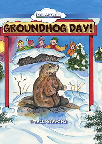 Groundhog Day!: Shadow or No Shadow