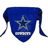 Hunter MFG Dallas Cowboys Mesh Dog Bandana, Large