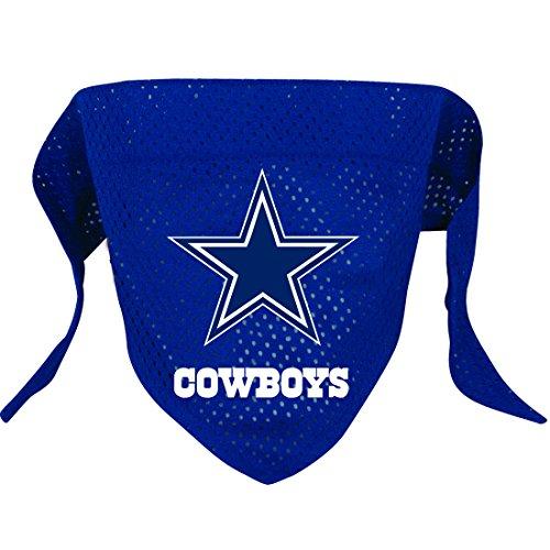Hunter MFG Dallas Cowboys Mesh Dog Bandana, (Mesh Dog Bandana)