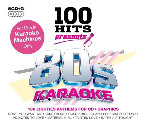 [100 Hits Presents: Karaoke 80's] (Karaoke Hit Songs)