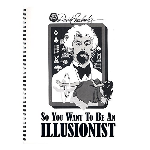 MMS So You Want To Be An Illusionist by David Seebach - Book