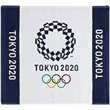 東京2020オリンピック エンブレム ハンドタオル ベーシック 01