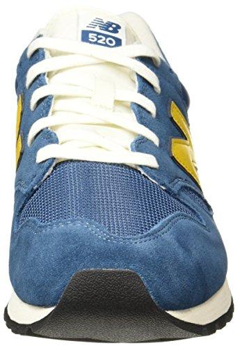 U520v1 Baskets Balance New Yellow Blue Adulte Mixte qPUaxOpxw5