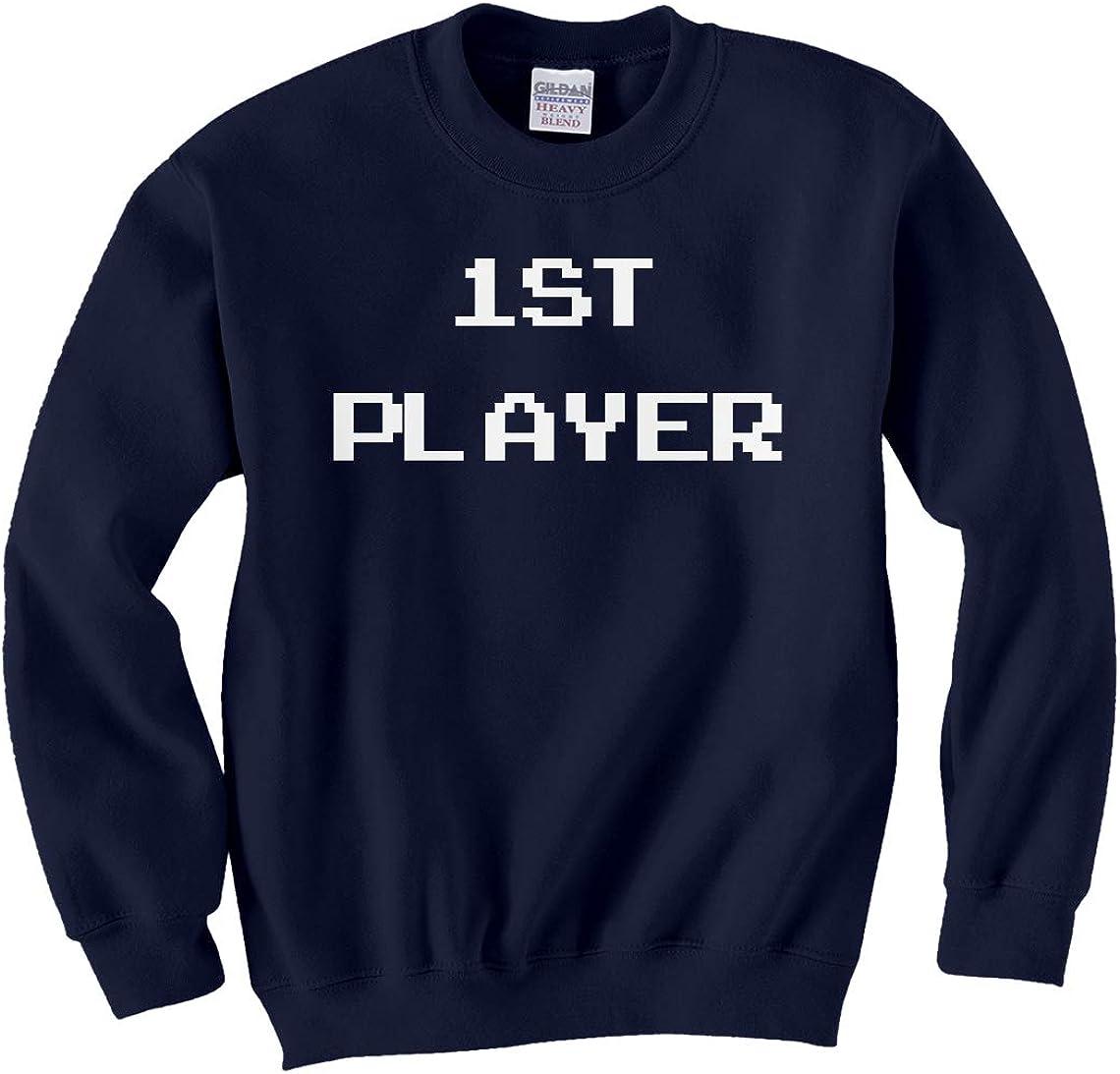 Indica Plateau 1st Player Unisex Kids Sweatshirt