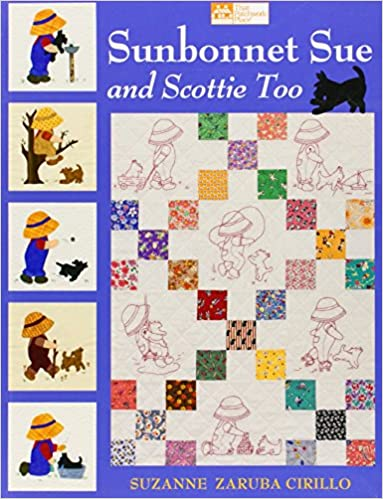 Sunbonnet Sue And Scottie Too Suzanne Zaruba Cirillo 40 Cool Sunbonnet Sue Patterns