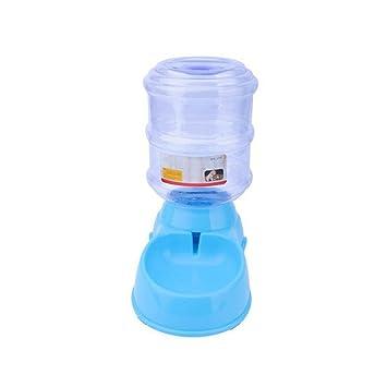 3.5L de alta capacidad automática de perro de agua del gato agua potable dispensador fuente fuente: Amazon.es: Productos para mascotas