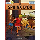 ALIX T.02 : LE SPHINX D'OR