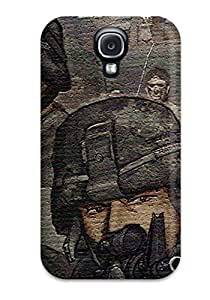 Nora K. Stoddard's Shop Durable The Last Zombie Back Case/cover For Galaxy S4