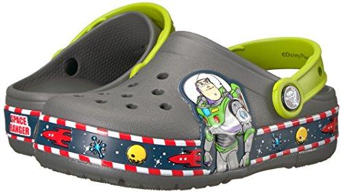 Crocs Kids' Crocband Fun Lab Buzz Light-Up Clog