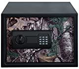 Stack-On PS-1415-RTX Large Personal Safe with Electronic Lock, REALTREE EXTRA Camo Door