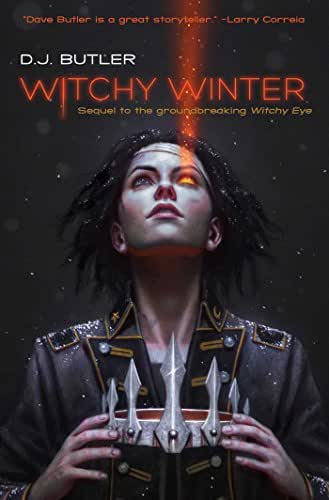 Witchy Winter (Witchy Eye)