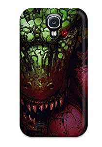 Everett L. Carrasquillo's Shop 8461331K32739849 Anti-scratch And Shatterproof Spider-man Phone Case For Galaxy S4/ High Quality Tpu Case