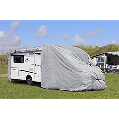 GreenYard Wohnmobil-Schutzhülle XL 870 x 235 x 275