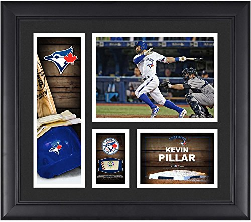 Kevin Pillar Toronto Blue Jays Framed 15