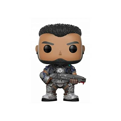 Funko POP Games Gears of War Dominic Santiago Action Figure: Artist Not Provided: Toys & Games