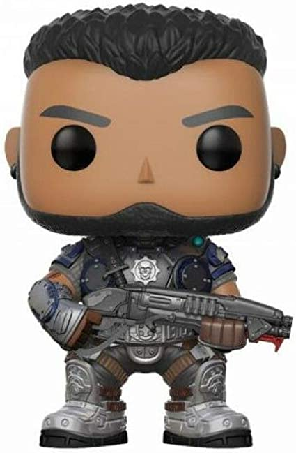Gears Of War Dominic Santiago Pop Vinyl //toys