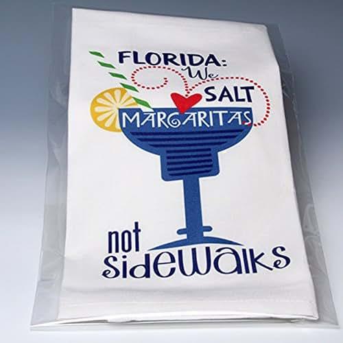 Amazon.com: Personalized Hand-printed Florida Kitchen Tea