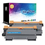 INK E-SALE High Yield Replacement for Brother TN450 TN420 Black Toner Cartridge Use in HL-2270dw MFC-7360n DCP-7065dn IntelliFAX-2840 2 Pack
