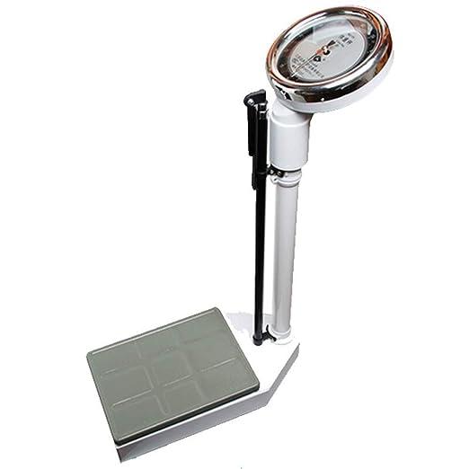 Herxy Báscula de baño mecánica/Escala de Peso de dial mecánico ...