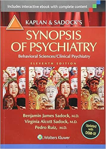 Synopsis Of Psychiatry 11 Edition Pdf