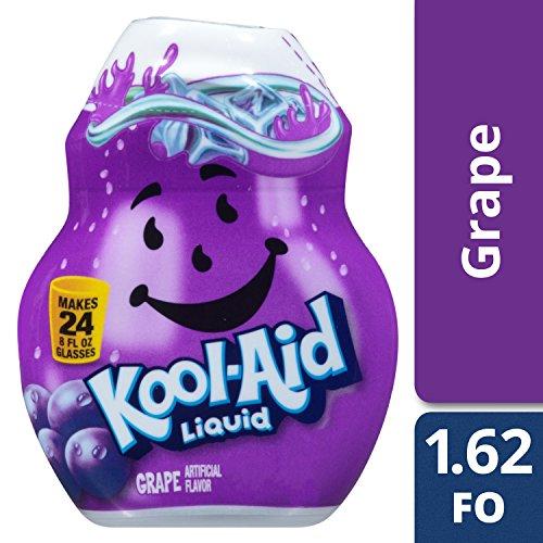 Kool-Aid Liquid Concentrate Grape, 1.62 (Flavor Aid)