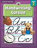 Handwriting, Cursive, School Specialty Publishing Staff and Carson-Dellosa Publishing Staff, 0769649262