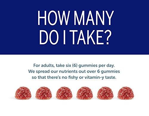 SmartyPants Men's Complete Gummy Vitamins