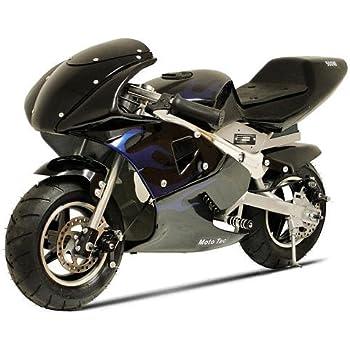 Moto Tec 24v Electric Dirt Bike 500w Sports Outdoors