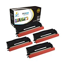 Catch Supplies TN580 TN-580 Premium Black 4-Pack Replacement Toner Cartridge Compatible with Brother HL-5240 5250 5280, MFC-8460N 8660DN 8860N 8870DN, DCP-8060 8065 8065DN Printers |7,000 Yield|