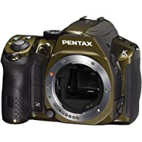 Pentax K-30 lens kit w DA 18-55WR Weather-Sealed 16 MP CMOS Digital SLR (Crystal Green)