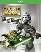 Star Wars: The Clone Wars: The Lost Missions [Blu-ray] [Importado]