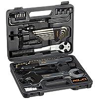 XLC Unisex – Erwachsene Werkzeugkoffer TO-S61, Schwarz, One Size