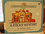img - for A Sticky Mystery (Christopher Churchmouse Classics) book / textbook / text book