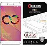 Chevron 0.3mm Pro+ 2.5D Coolpad Cool 1 Curved Edges Premium Tempered Glass Screen Protector For
