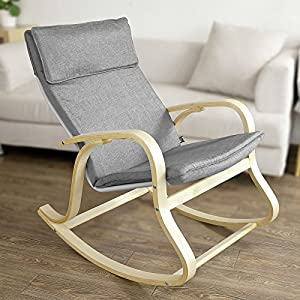 See All Buying Options. SoBuy Comfortable Relax Rocking Chair ...