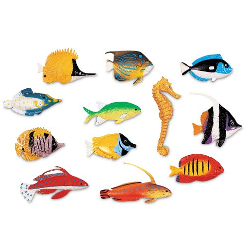 Learning Resources Fish Counters, Set of 60 by Learning Resources