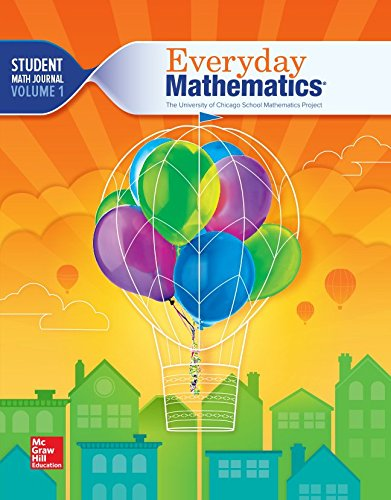 - Everyday Mathematics 4, Grade 3, Student Math Journal 1