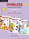 img - for Sparklers Young Learners English Teachers Book book / textbook / text book