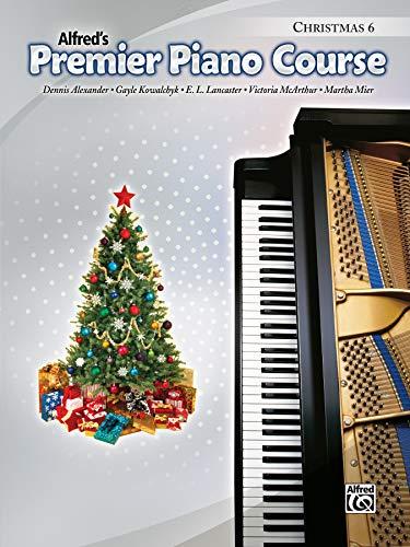 - Premier Piano Course Christmas, Bk 6