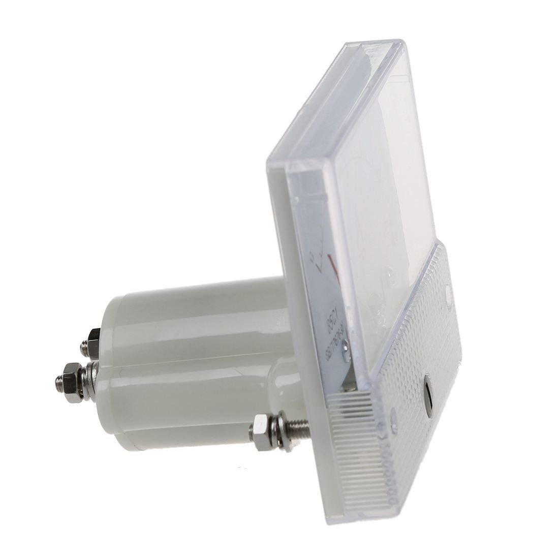Nouveau 20A analogique Ampere Compteur de panneaux amperemetre SODIAL R