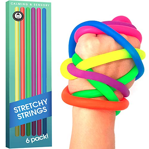 Best Prices! BUNMO Fidget Toys for Stress Relief - Stretchy Sensory Toys for Autistic Children/ADHD/...
