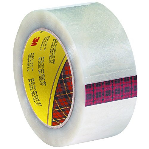 Scotch T9013556PK Carton Sealing Tape, 2